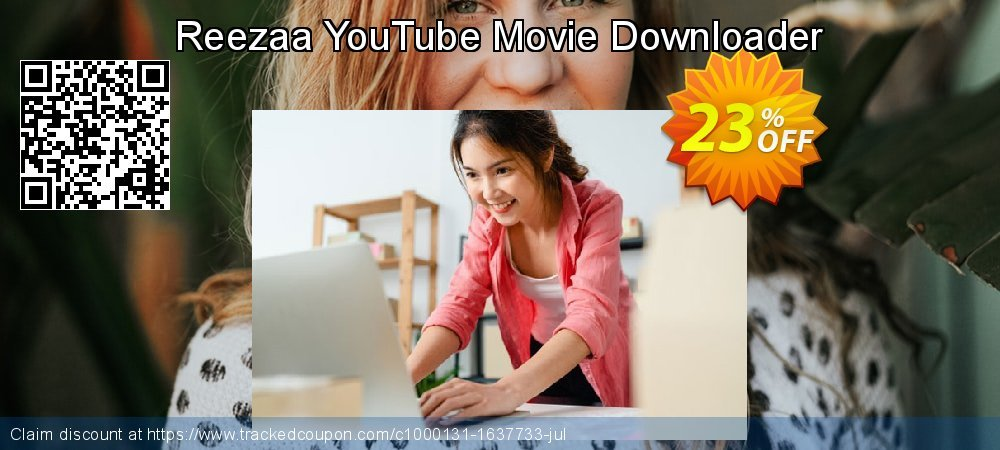 Reezaa YouTube Movie Downloader coupon on New Year's Day promotions
