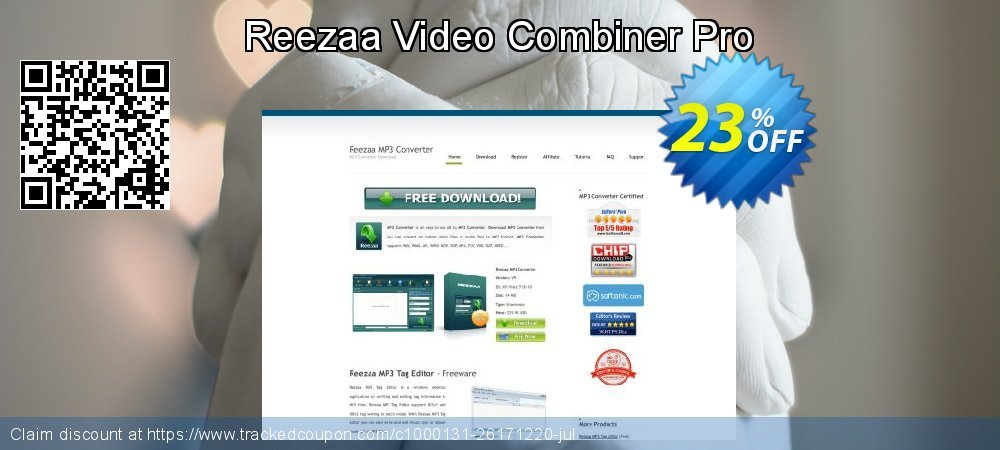 Get 20% OFF Reezaa Video Combiner Pro promotions