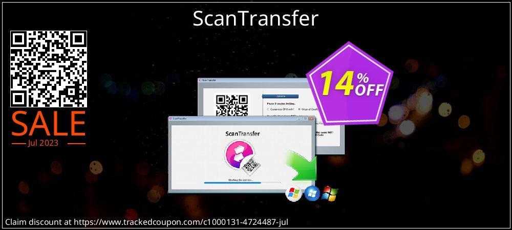 Get 10% OFF ScanTransfer offering sales