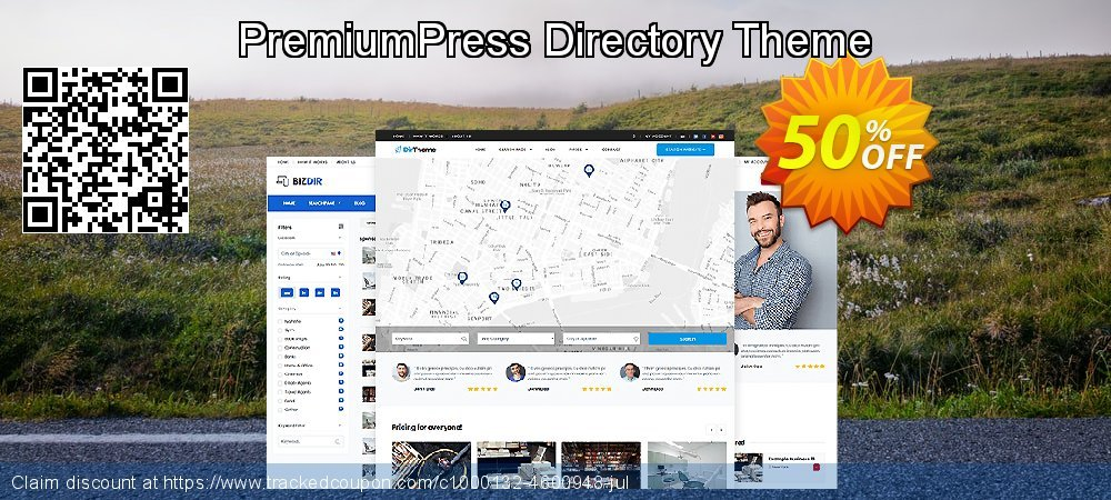 PremiumPress Directory Theme coupon on New Year deals