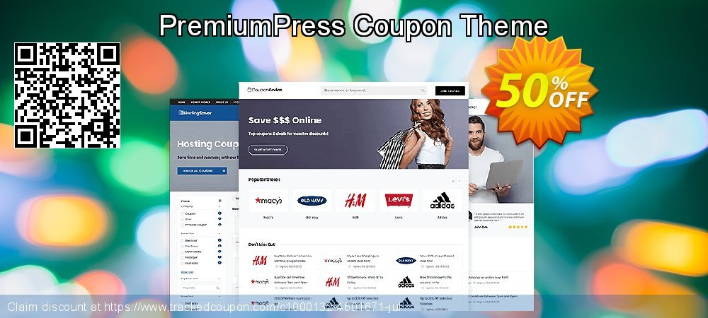 PremiumPress Coupon Theme coupon on Lunar New Year offering discount