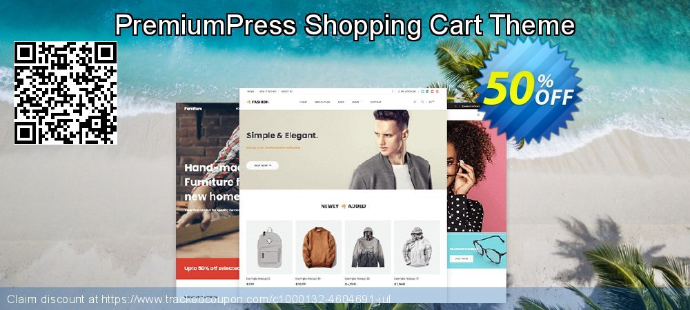 PremiumPress Responsive Shop Theme coupon on Lunar New Year sales