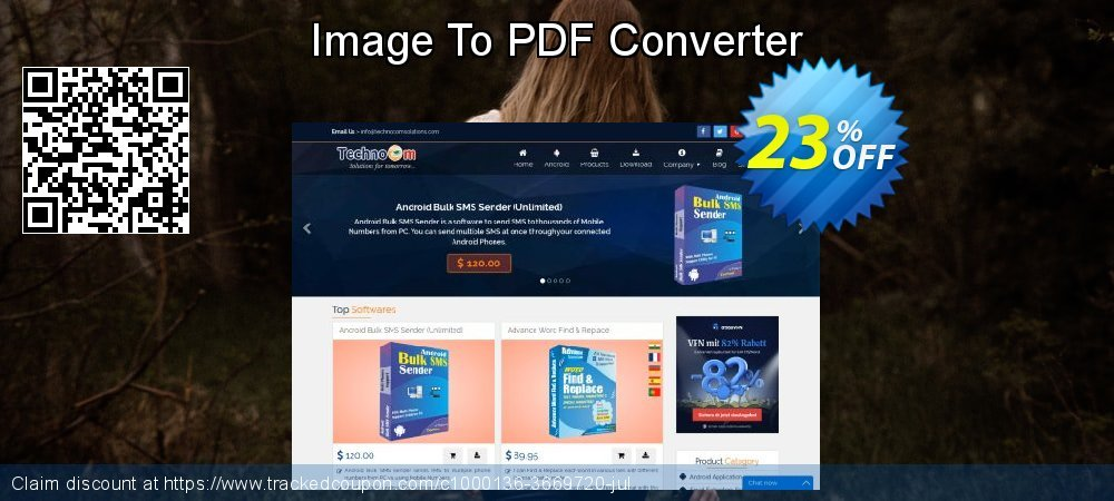Get 10% OFF Image To PDF Converter offering sales