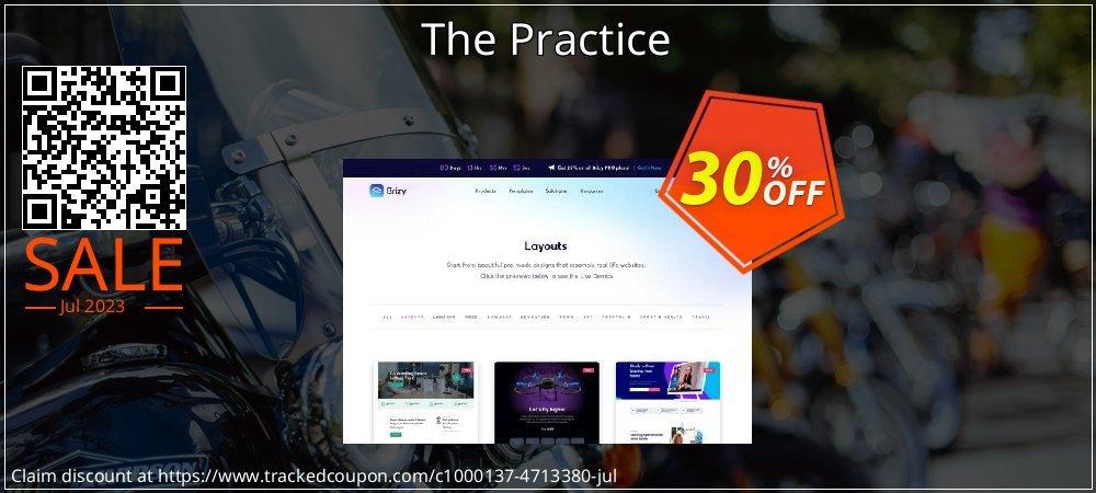 Get 40% OFF The Practice offering sales
