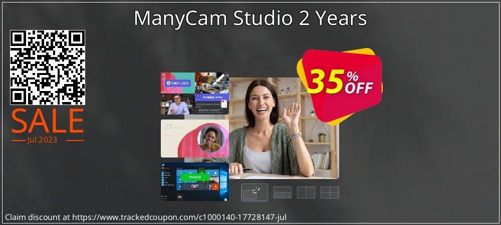 ManyCam Studio Lifetime coupon on Autumn offering sales