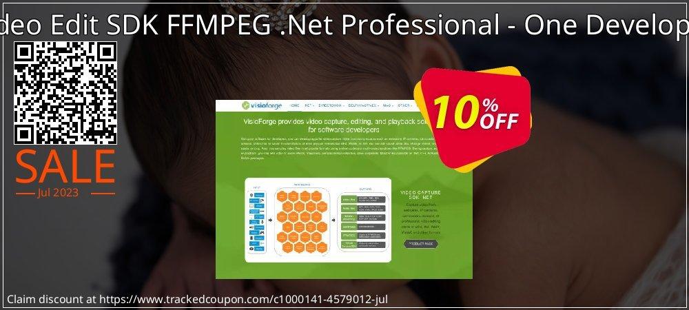 Video Edit SDK FFMPEG .Net Professional - One Developer coupon on Xmas sales