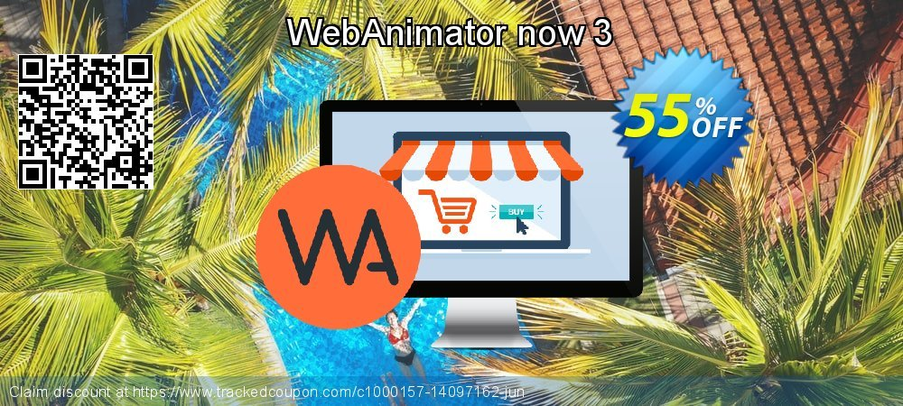 WebAnimator now 3 coupon on July 4th offering discount