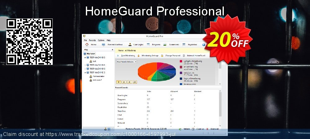 Get 10% OFF HomeGuard Professional offering sales