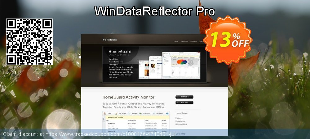 Get 10% OFF WinDataReflector Pro offering sales