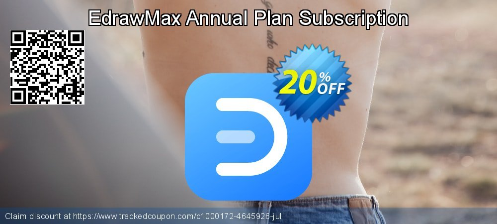 Edraw Max Subscription License coupon on Exclusive Student deals sales