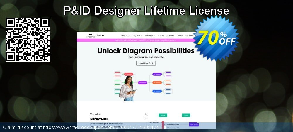 P&ID Designer Lifetime License coupon on Back-to-School event discount