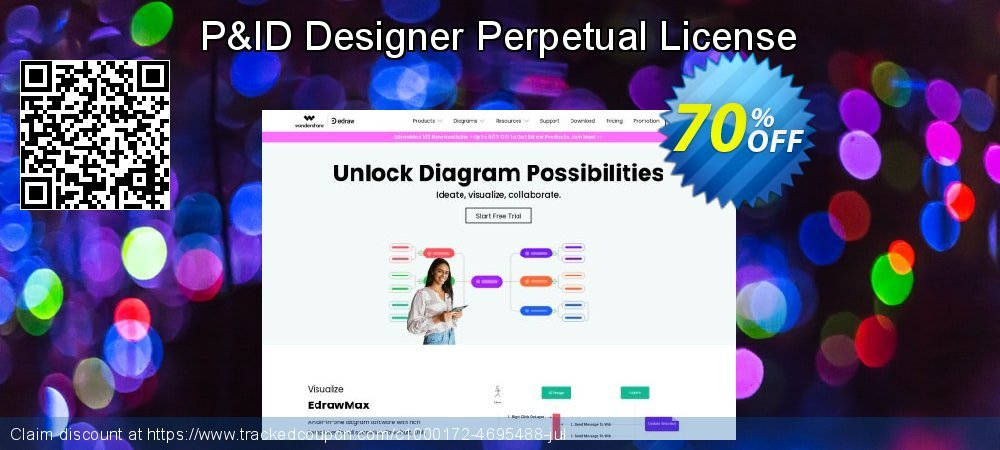 P&ID Designer Perpetual License coupon on College Student deals promotions