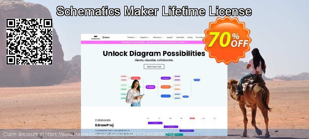 Schematics Maker Lifetime License coupon on Teacher deals deals