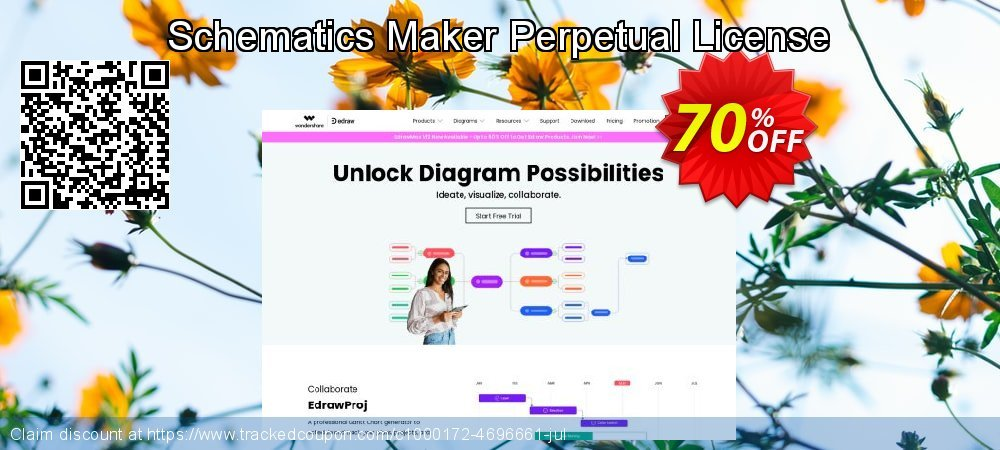 Schematics Maker Perpetual License coupon on College Student deals offer