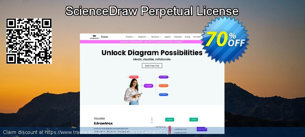 ScienceDraw Perpetual License coupon on Teacher deals sales