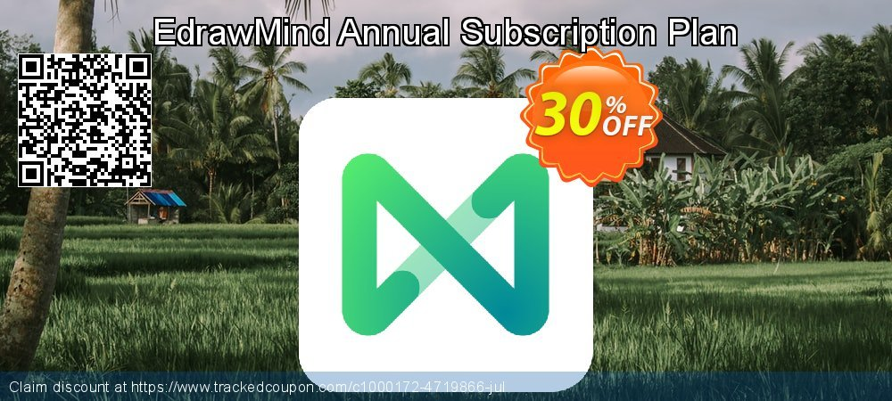 MindMaster Subscription Plan 12 Months coupon on College Student deals offering sales