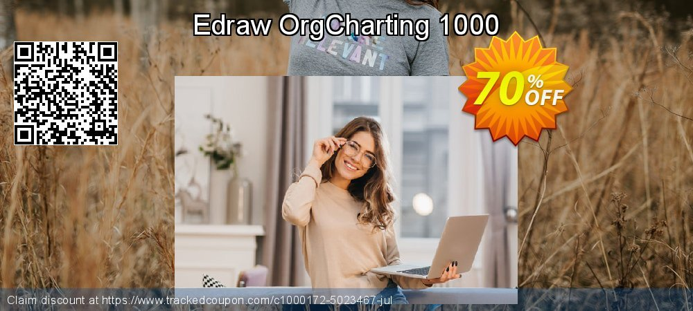 Edraw OrgCharting 1000 coupon on University Student deals sales