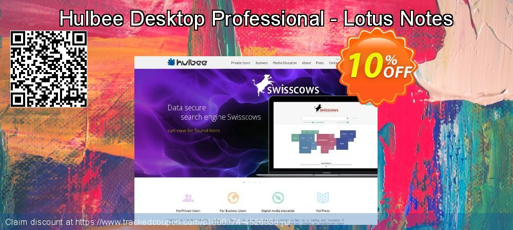 Hulbee Desktop Professional - Lotus Notes coupon on Mom Day promotions