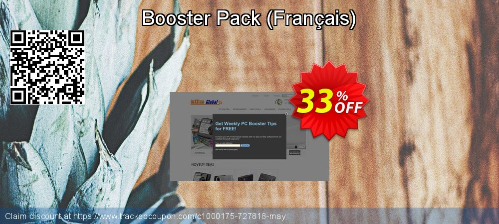 Booster Pack - Français  coupon on University Student offer sales