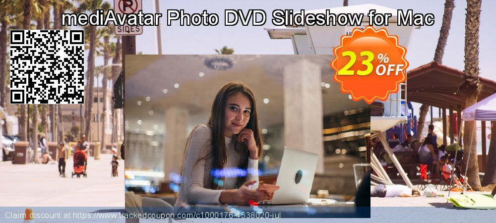 mediAvatar Photo DVD Slideshow for Mac coupon on Thanksgiving deals