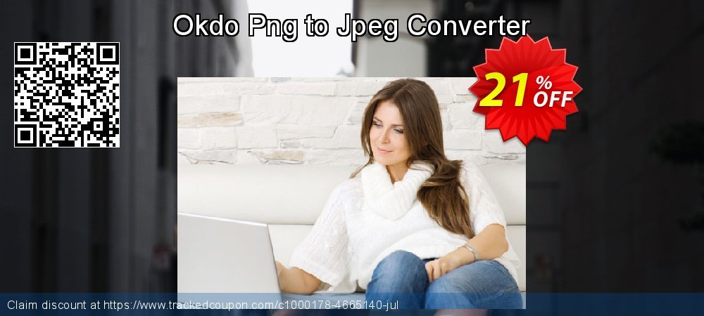 Get 20% OFF Okdo Png to Jpeg Converter discount