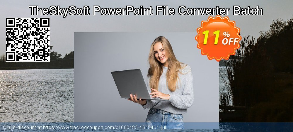 TheSkySoft PowerPoint File Converter Batch coupon on Mothers Day offer
