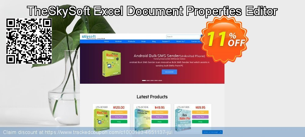 Get 10% OFF Excel Document Properties Editor offer