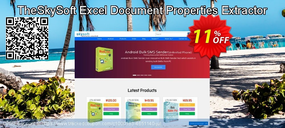 Get 10% OFF Excel Document Properties Extractor promo sales