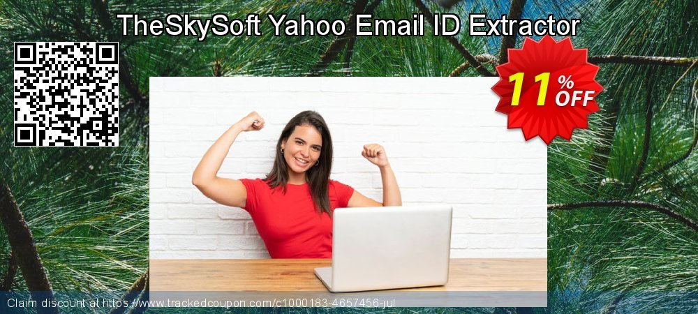 TheSkySoft Yahoo Email ID Extractor coupon on Mom Day promotions