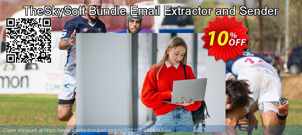 TheSkySoft Bundle Email Extractor and Sender coupon on Mothers Day deals