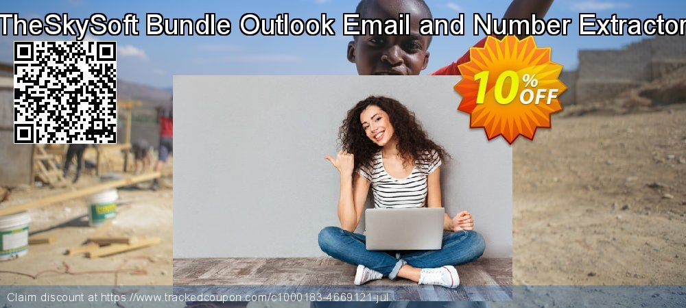 TheSkySoft Bundle Outlook Email and Number Extractor coupon on Mothers Day sales