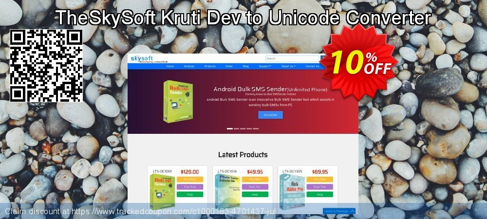 TheSkySoft Kruti Dev to Unicode Converter coupon on Mothers Day super sale