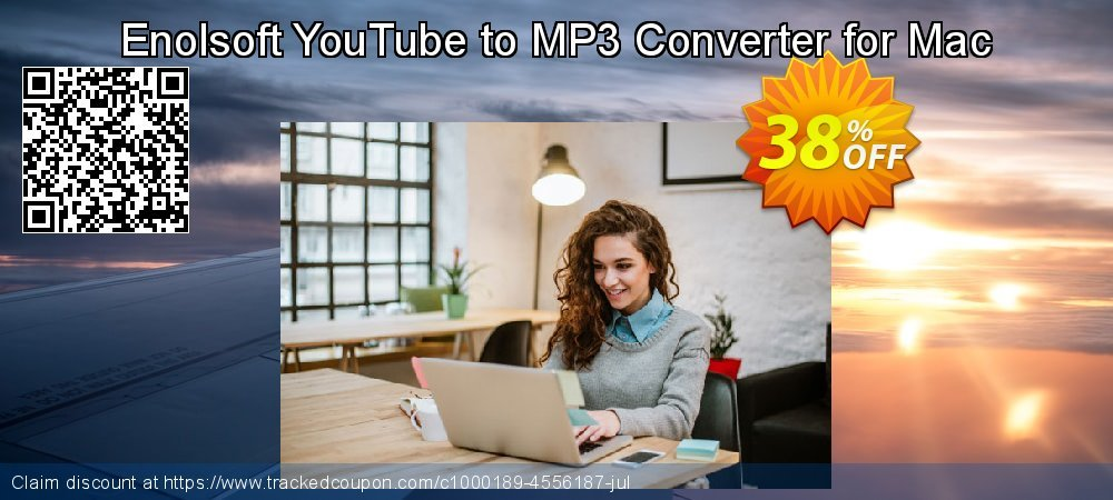 Enolsoft YouTube to MP3 Converter for Mac coupon on Mothers Day offering discount