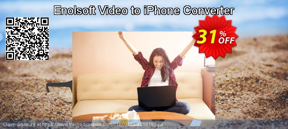 Enolsoft Video to iPhone Converter coupon on Mom Day sales