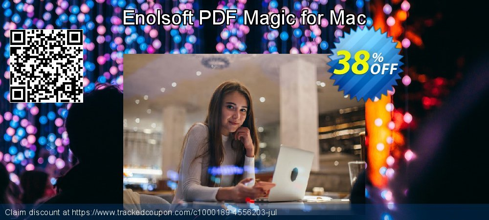 Enolsoft PDF Magic for Mac coupon on Mothers Day offer