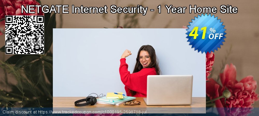 Get 40% OFF NETGATE Internet Security - 1 Year Home Site offering sales