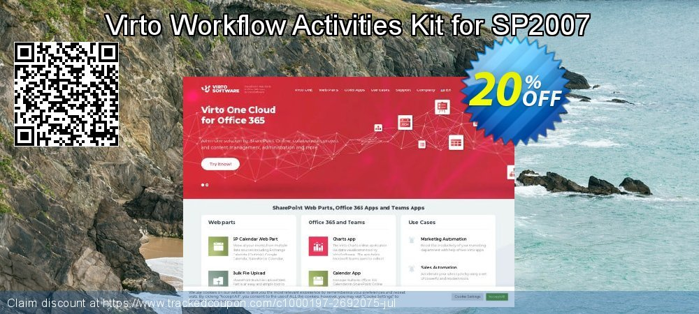 Virto Workflow Activities Kit for SP2007 coupon on Spring super sale