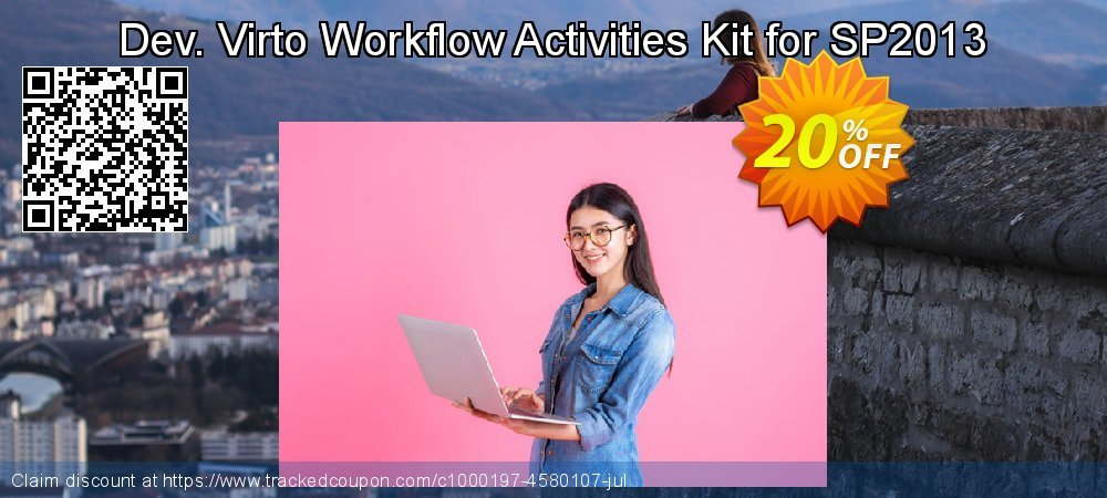 Dev. Virto Workflow Activities Kit for SP2013 coupon on Lunar New Year super sale