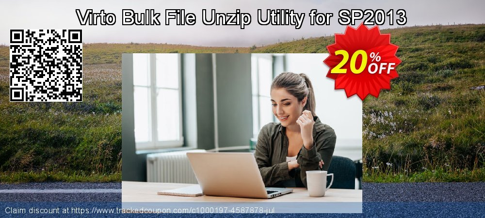 Get 20% OFF Virto Bulk File Unzip Utility for SP2013 promotions