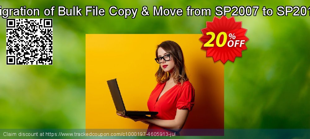 Get 10% OFF Migration of Bulk File Copy & Move from SP2007 to SP2010 sales