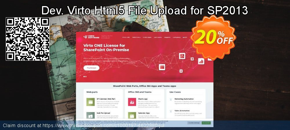 Dev. Virto Html5 File Upload for SP2013 coupon on New Year offer