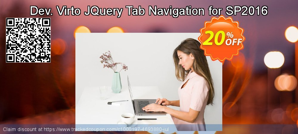 Dev. Virto JQuery Tab Navigation for SP2016 coupon on New Year deals