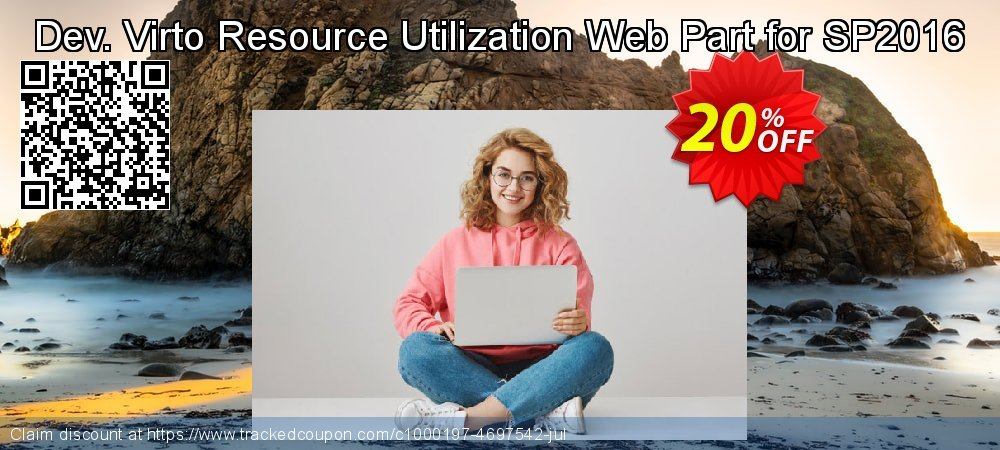 Dev. Virto Resource Utilization Web Part for SP2016 coupon on Happy New Year sales