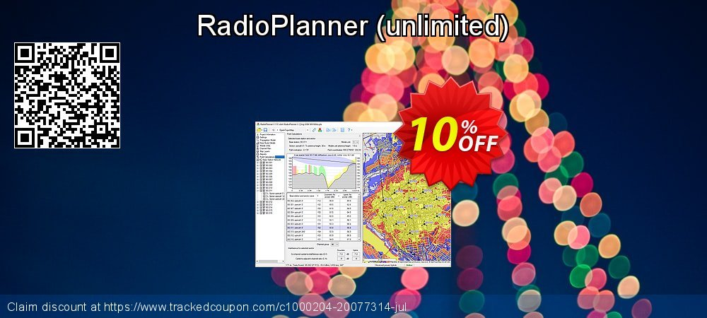 RadioPlanner - unlimited  coupon on Mom Day discounts