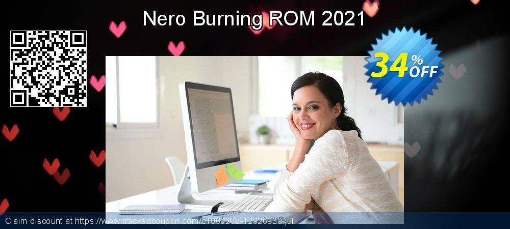Nero Burning ROM 2020 coupon on Black Friday offering discount