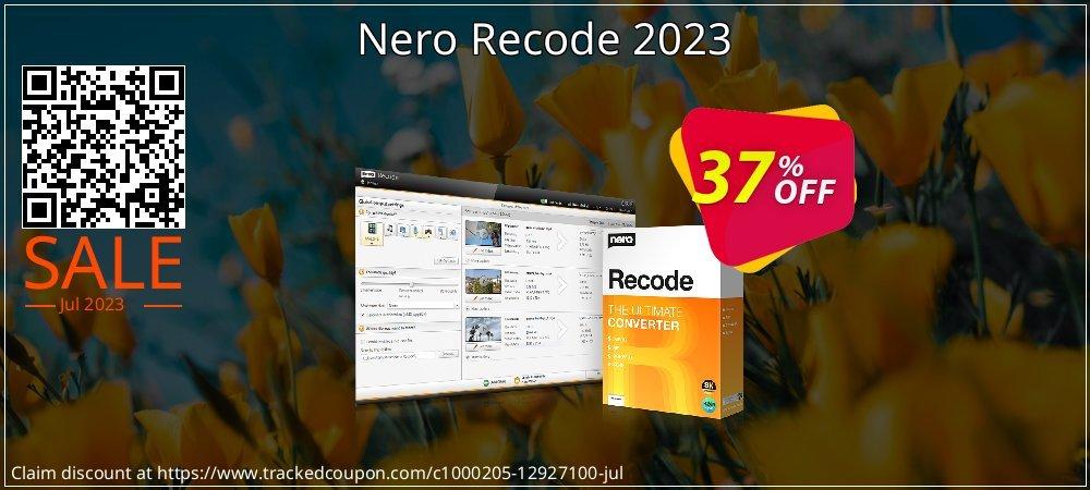 Get 36% OFF Nero Recode 2019 promo