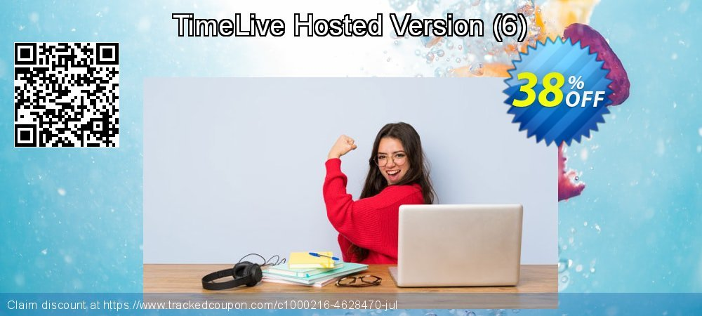 TimeLive Hosted Version - 6  coupon on All Hallows' evening offering discount