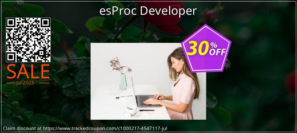 Get 30% OFF esProc Developer offering deals