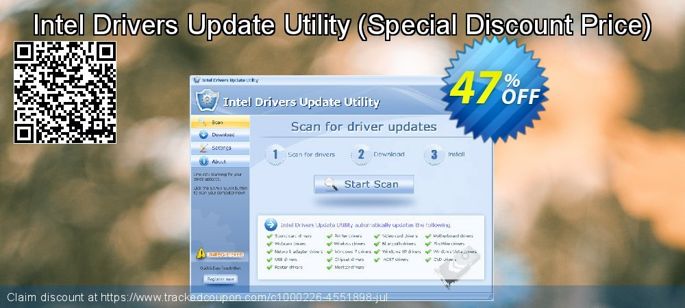 Intel Drivers Update Utility - Special Discount Price  coupon on Int'l. Women's Day discounts