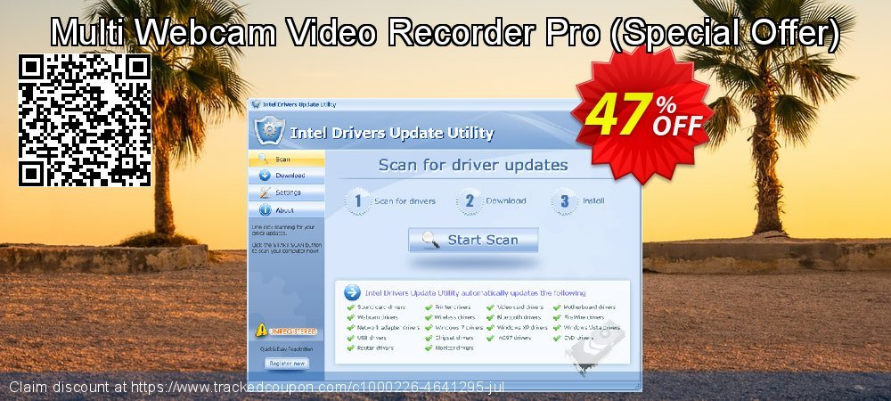 Multi Webcam Video Recorder Pro - Special Offer  coupon on Halloween offering sales